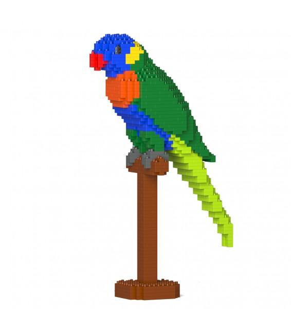 Rainbow Lorikeet 01S